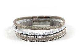 Mix & Match armband met kraaltjes