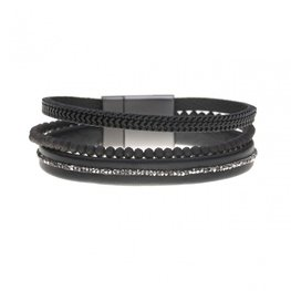 Armband perfect zwart