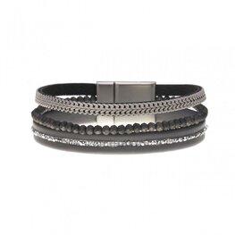 Armband perfect grijs