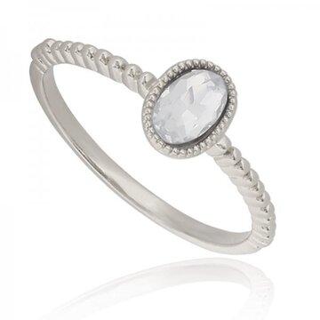 Ring Little -white- #17