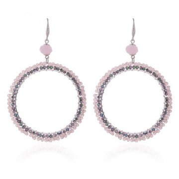 Earrings Cringle -multi-