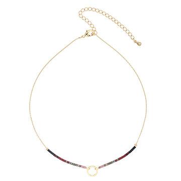 Ketting Choker Beads Ring