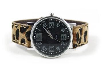 Panter horloge naturel
