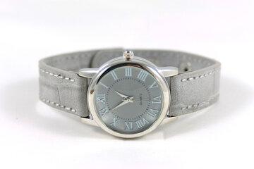 Horloges met drukknoop sluiting