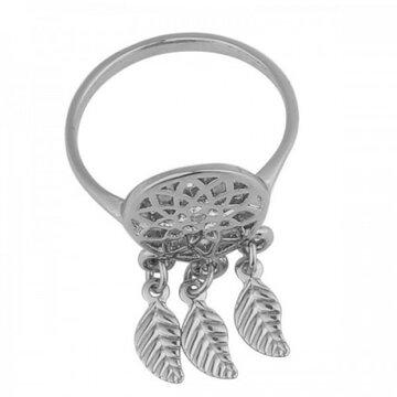 Ring Dream #18 -zilver-