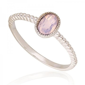 Ring Little -pink- #17