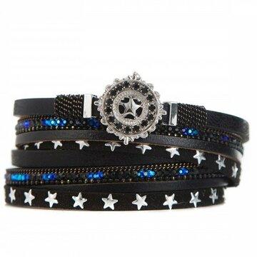 Armband star sparkling