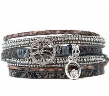 Armband levensboom