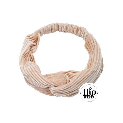 haarband velvet pastel